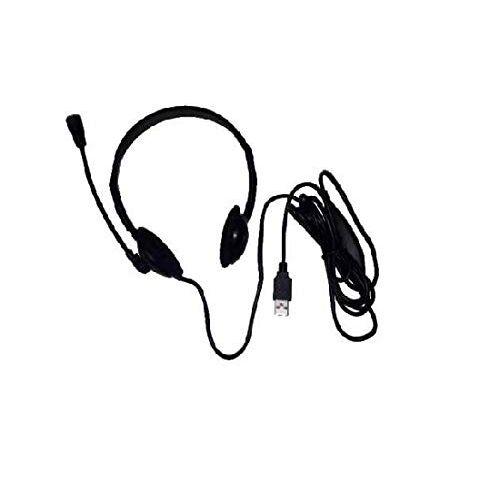 NX120600101 ITB mg08718 binaural beugel zwart headset headset (callcenter/kantoor, 0,1 W, binauraal, beugel, zwart, bekabeld)