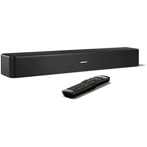 732522-2110 Bose  Solo 5 TV-Geluidssysteem, Bluetooth-Soundbar, Zwart