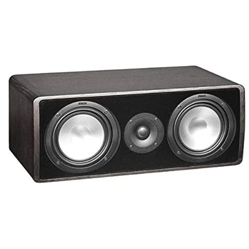 Ergo 655 CM black Canton Ergo 655 Center 2.5-weg basreflex center/compacte luidspreker (110/160 Watt) zwart