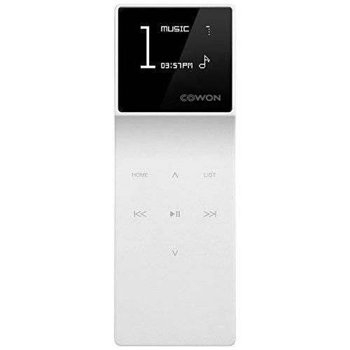 Cowon MP3-speler (8 GB) wit