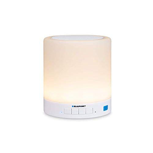 BTL 100 Blaupunkt BTL 110 Bluetooth luidspreker met FM Luidspreker met LED wit