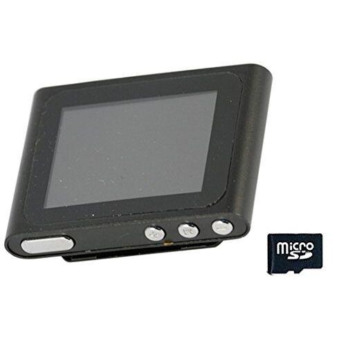 27702 Xtreme  MP4-speler, 8 GB, wit MP3-/MP4-speler (MP4-speler, 8 GB, 3,5 mm, hoofdtelefoon)