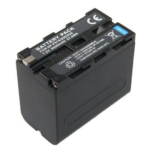 1074 PATONA  oplaadbare batterij oplaadbare batterijen (digitale camcorder, Lithium-Ion)