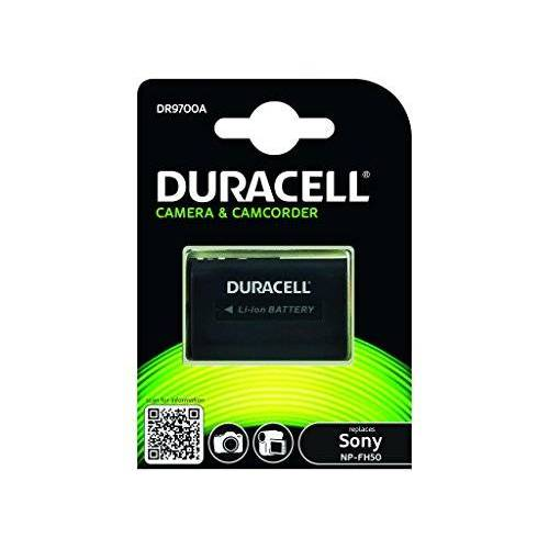 DR9700A Duracell  Li-Ion Camcorder Vervangt batterij voor Sony NP-FH50/NP-FH70/NP-FH30