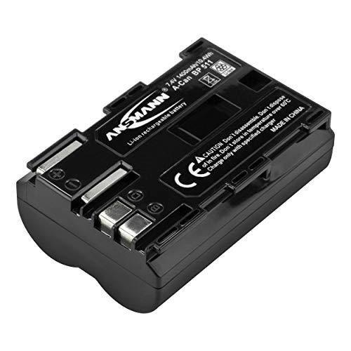 5044843 ANSMANN  A-Can NB8L Li-Ion Digicam accu 3,7 V/750 mAh voor Canon foto digitale camera
