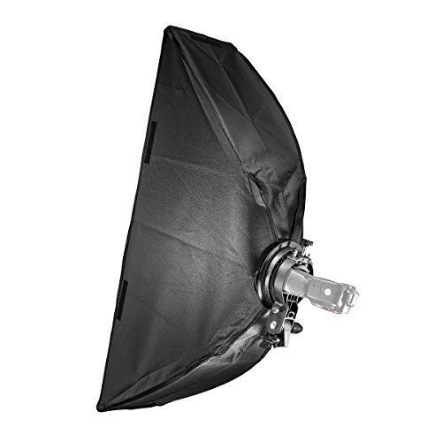 17004 Walimex Pro Striplight (25 x 90 cm) voor compacte flitsen