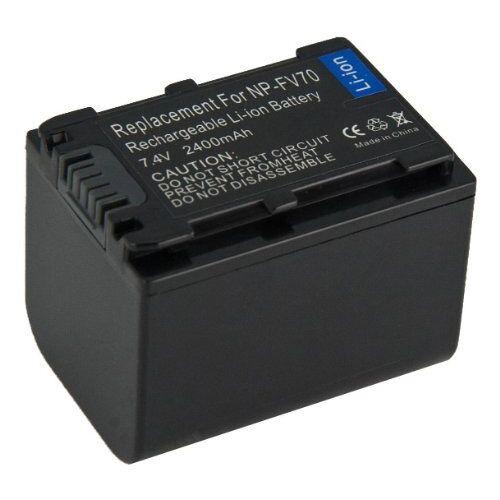 HDR-CX690 Mitsuru 11 Wh 7.2 V originele batterij voor Sony Camcorder  VE. Vervangt: NP-FV70