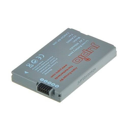VCA0003 Jupio  Camcorder accu voor BP-208