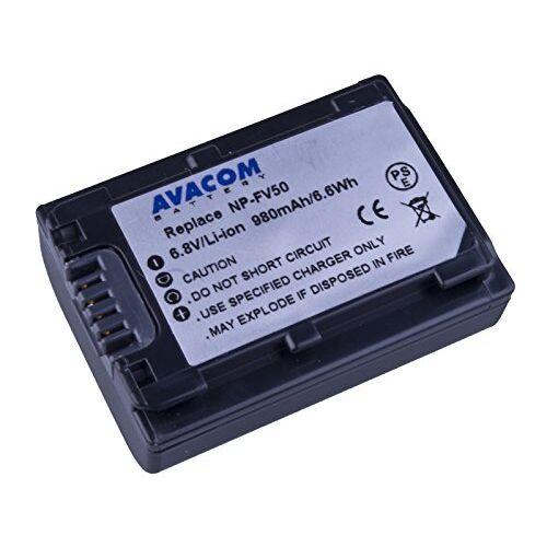 8591849039273 AVACOM VISO-FV50-142 batterij voor camcorder
