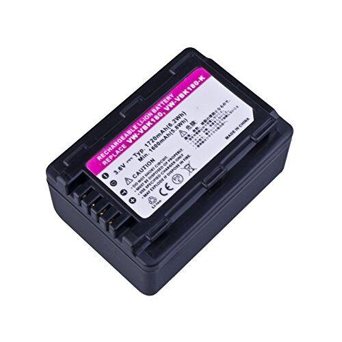 8591849049869 AVACOM VIPA-K180-823N2 batterij voor camcorder