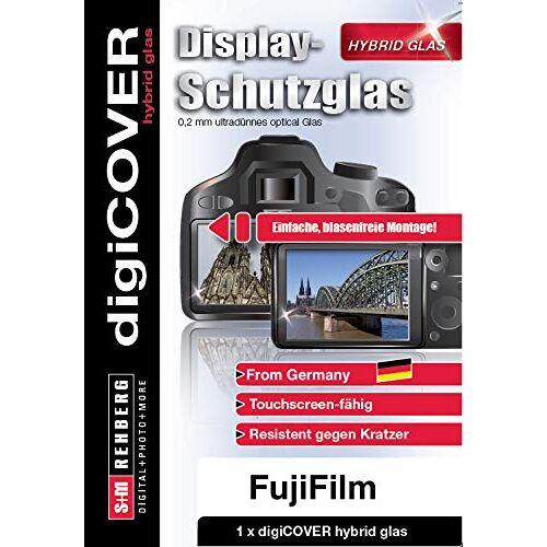 G6071 digiCOVER Hybride glazen schermbeschermer FujiFilm X-T4