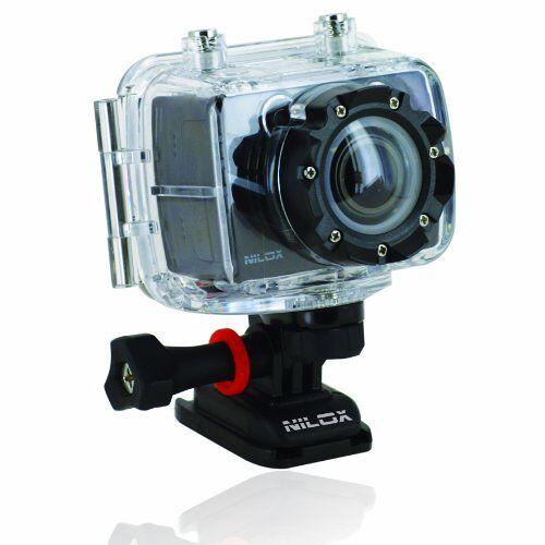 8059616330577 Nilox 13NXAKFH00001 Sportcamera, 8 megapixel