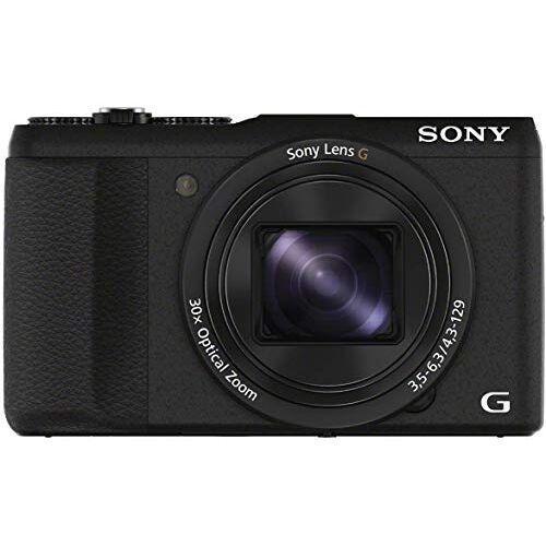 DSCHX60B.CE3 Sony HX60 compactcamera met 30x optische zoom DSC-HX60