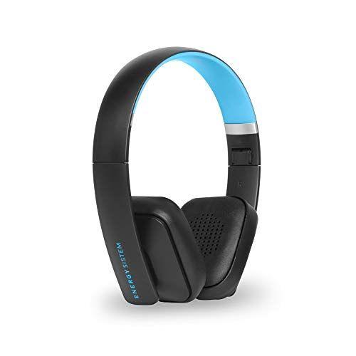 8432426396894 Energy Headphones BT2 Bluetooth Cyaan (Mic, Control Talk, Foldable, Li-ion batterij)