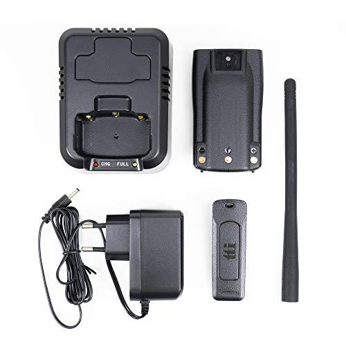PNI-AK-H100 TTI  H100-accessoireset met 2600 mAh-batterij voor draagbare CB-radio TCB-H100