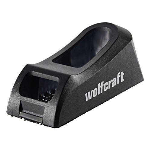 4013000 Wolfcraft  Vlakschaaf voor hout en gipsplaat, 1 stuk