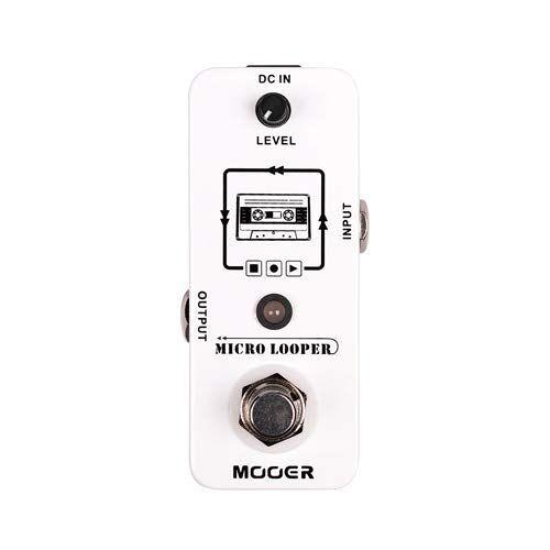 MLP1-U Mooer Micro Looper gitaareffecten