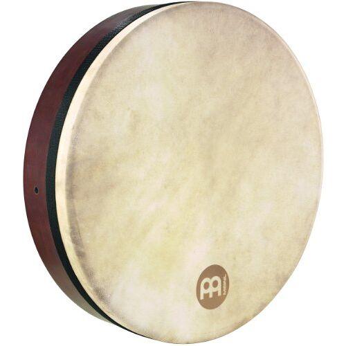 FD18BO Meinl Percussion  Bodhran, Frame Drum met geitenvacht, 45,72 cm (18 inch) diameter, Afrikaanse bruin
