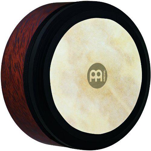FD14IBO Meinl Percussion  Irish Bodhran, Frame Drum met geitenvacht, 35,56 cm (14 inch) diameter, bruin burl