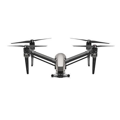 CP.BX.000186 DJI Inspire 2 Drone voor gebruik bioscoop zonder camera, zwart/zilver