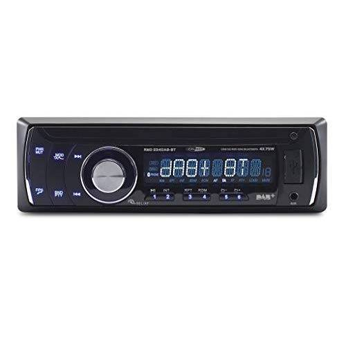 RMD234DAB-BT Caliber  autoradio 4 x 75 W DAB+, Bluetooth USB, SD, Zwart
