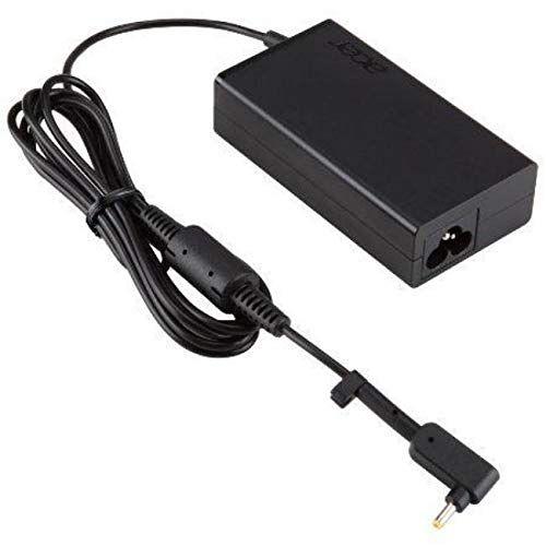 NP.ADT0A.077 ACER Adapter 45W adapter zwart/zwart