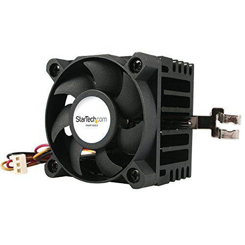 FANP1003LD 50 x 50 x 41 mm sokkel 7/370 CPU-ventilator met koellichaam en TX3 en LP4 Molex