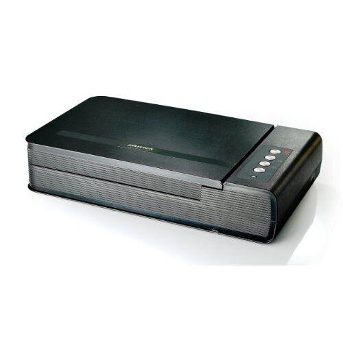 0202 Plustek OpticBook 4800 Boekscanner A4 USB
