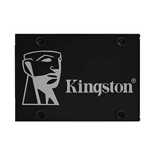 SKC600/256G Kingston KC600 SSD  interne SSD 2.5 Inch SATA Rev 3.0, 3D TLC, XTS-AES 256-bits codering