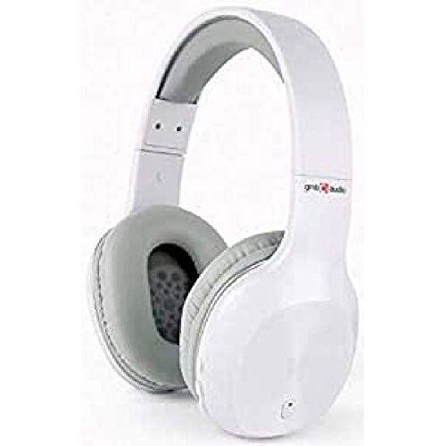 BHP-MIA-W Gembird  Miami Bluetooth Over Ear hoofdtelefoon Over Ear Headset White