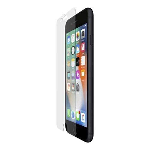 086D452 Belkin F8W882EC schermbeschermer iPhone 7 Plus / 8 Plus 1 stuk schermbeschermingsfolie (transparante schermbeschermer, Apple, iPhone 7 Plus / 8 Plus, krasbestendig, transparant, 1 stuk())