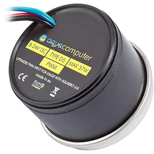 41105 Waterpomp Computer D5-pomp met PWM-ingang en snelheidsmeter