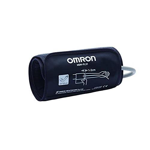 OMRINTECUFF OMRON Intelli Wrap-manchet (22-42 cm) HEM-FL31-E voor OMRON bovenarmbloeddrukmeters