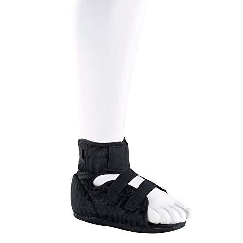 584-5-3 Inocare  Gipsverband-schoen, XS, zwart