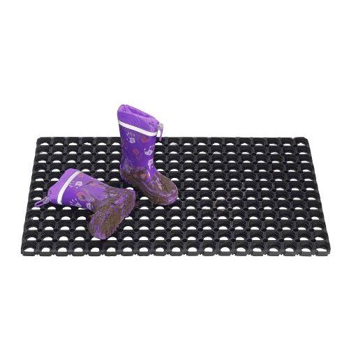 Hamat Voetmat Domino, afmetingen: (L) 800 x (B) 1200 mm,