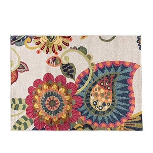Alfombrista 6 moderne tapijten 143 x 20 x 20 cm kleurrijk