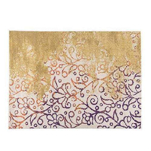 Alfombrista 16 – modern tapijt 73 x 15 x 15 cm kleurrijk