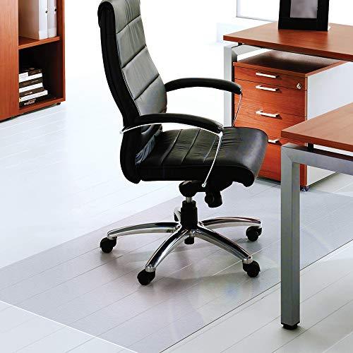 Floortex Vloerbeschermingsmat, zeer transparant, 120 x 300 cm