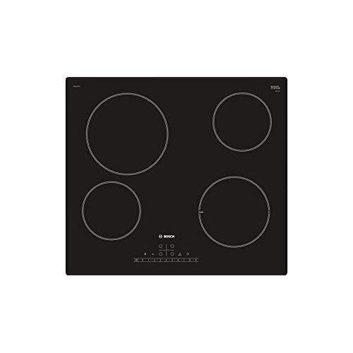 Bosch keramische kookplaat, zwart