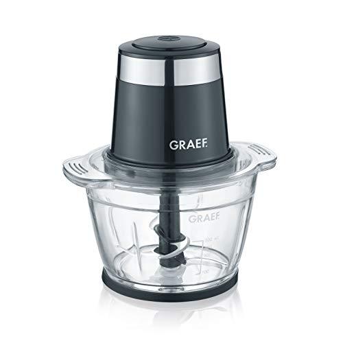 Graef CH502EU versnipperaar, glas, 1 liter