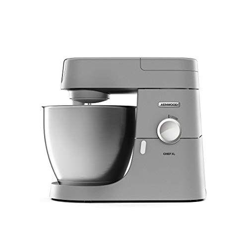 Kenwood Chef Keukenmachine Mengmachine + mixer + vleesmolen. 6.7 grijs