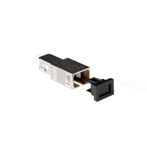 ACT EA4010 SC Clasvezel Demper - 10 dB