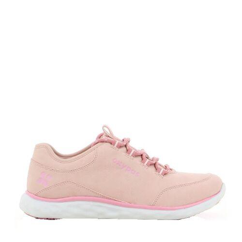 Oxypas Patricia gym verpleegkundige schoen O1 - SRC - ESD - Roze, 42  - Roze - Dames