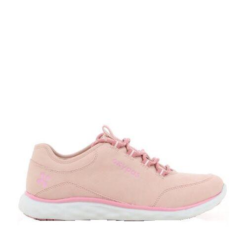 Oxypas Patricia gym verpleegkundige schoen O1 - SRC - ESD - Roze, 41  - Roze - Dames