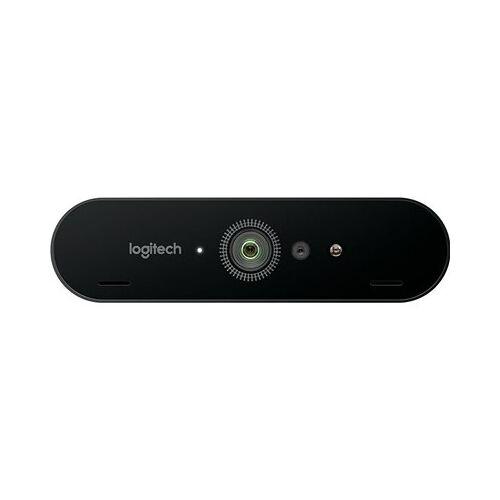 Logitech BRIO STREAM webcam Zwart