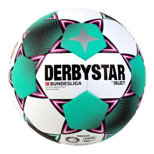 Derbystar 287997 Bundesliga Brillant 20/21 - Wit - 5
