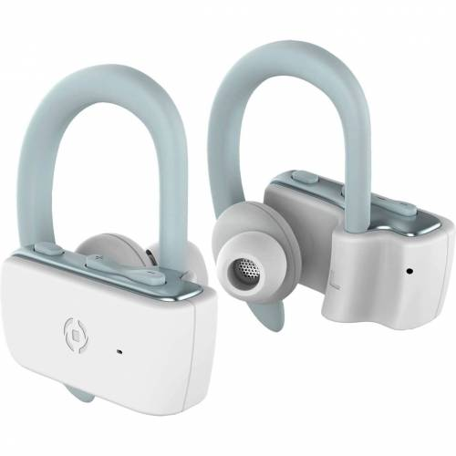 Celly Headset Bluetooth - Wit