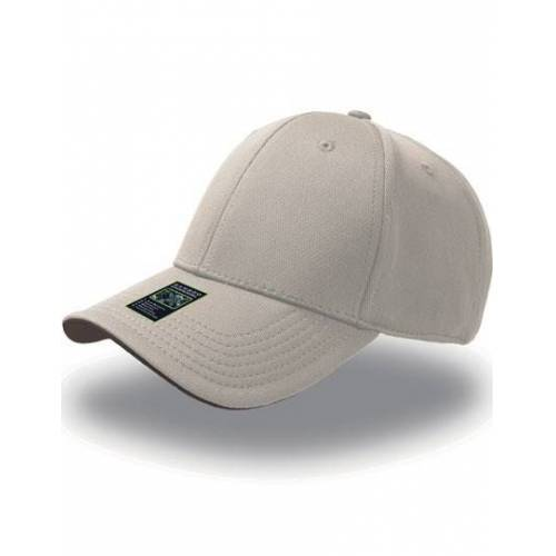Atlantis AT633 Green House Cap - Stone, Brown - One Size