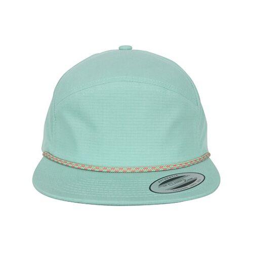 FLEXFIT FX7005CB Color Braid Jockey Cap - Mint - One Size