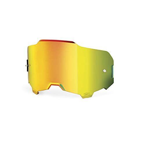 100% ARMEGA vervangende lens gouden spiegel, goud